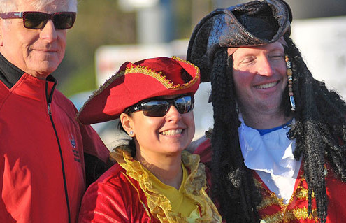 flying pirate half marathon image