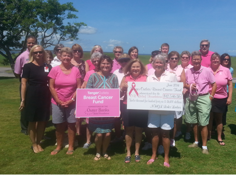 Links Ladies - Driving for a Cure golf tourney - Tanger Breast Cancer Fund
