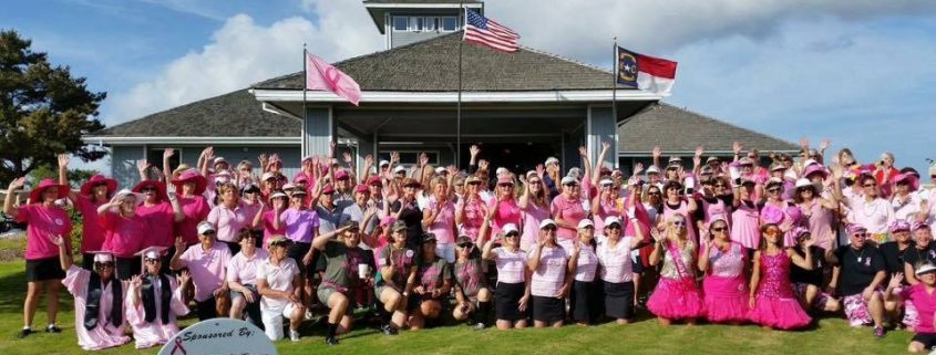 Links Ladies 2015 - group photo to start the tourney